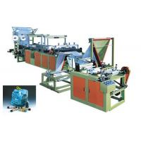 Buy cheap 5kw 10kw Ribbon Through Polythene Bag Making Machine / Equipment 35pcs/Min from wholesalers