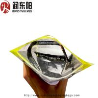 Wholesale Heat Seal Custom Printed Resealable Bags Plastic 3 Sides Seal For Wire Packaging from china suppliers