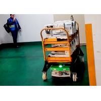 Wholesale Unmanned Bi Directional Tunnel AGV Guided Vehicle Customizing Travel Speed from china suppliers