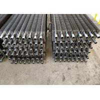 Buy cheap Power Station Boiler H Type Fin Tube , Carbon Steel Sprial Finned Tubes For Power Plant from wholesalers
