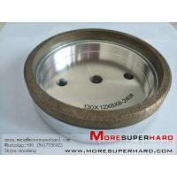 Buy cheap Metal Bond Diamond Cup Grinding Wheel for Glass from wholesalers