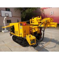 Buy cheap CYG300  Crawler Hydraulic Core Drilling Rig / Diamond Core Drill from wholesalers