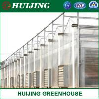 Buy cheap Agriculture/Commerical Multi Span Polycarbonate Sheet/PC Sheet Greenhouse Steel Frame for Vegetables/Garden/Tomato from wholesalers