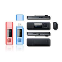 Buy cheap Portable USB Mini Rechargeable Mp3 Player with Microsd Card Slot BT-P121 from wholesalers