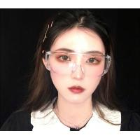Buy cheap Safety Goggles Glassess laboratory anti splash saliva fog safety goggles protective EN166/80g SS-601 White/9.1kg/ANSI Z8 from wholesalers