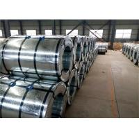 Buy cheap EN10147 ASTM A653 Hot Dip Galvanized Coils Essential Fabrication Component from wholesalers