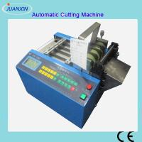 Buy cheap Automatic rubber silicone tube cutting machine from wholesalers