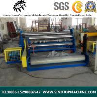 Buy cheap STM  paper cutter for edgeboard making from wholesalers