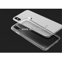 Wholesale New Arrival Transparent Tpu Mobile Phone Case And Accessories For iPhone XR Case from china suppliers