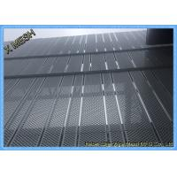 Buy cheap Anti Skid Perforated Metal Mesh , Wire Mesh Flooring Punching Hole Nature Surface from wholesalers