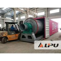 Wholesale Mining Ore Ball Mill / Gold Copper Iron Tin Manganese Lead Ball Mill Grinder from china suppliers