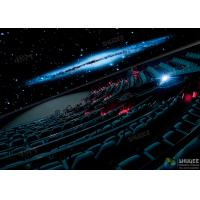 Wholesale 2020 Hot Sale Arc Screen 4D Movie Theater , 360 Degree 4D Cinema Equipment from china suppliers