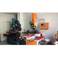 Buy cheap Spindle Speed 0-500 Rpm Hole Drilling EDM For Connector Mold Automatic Position Finding Of Edge from wholesalers