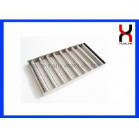 Buy cheap Rare Earth Neodymium Magnetic Grill 10000 Gauss Stainless Steel 304 / 316L Type from wholesalers