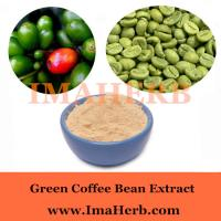 China Hight quatity Green Coffee Bean Extract of lose weight Felicia@imaherb.com on sale