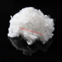Buy cheap Virgin 7D*64MM HCS PSF;  Hollow Conjugated Siliconized Fiber For Filling Pillows from wholesalers