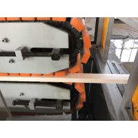 Buy cheap Lightweight WPC Profile Extrusion Line For Decking  with automatic spring feeding machine from wholesalers