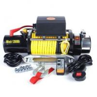 Buy cheap Genuine Plasma Rope Electric Winch 12000LBS from wholesalers