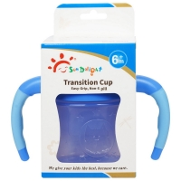 Buy cheap BPA Free 9 Month 6 Ounce Non Spill Training Sippy Cup from wholesalers