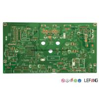 Buy cheap White Legend Green Solder Mask PCB Double Layer For Security Intercom Devices from wholesalers