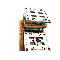 Buy cheap DIY Plastic Injection Molding Mold , Plastic Battery Box Overmolding Injection Molding from wholesalers