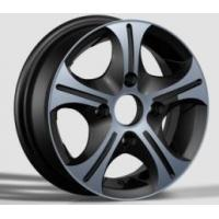 Buy cheap 4 Hole Chrome 12 Inch Alloy Wheels 35 ET , Car Wheel Rim KIN-850 from wholesalers