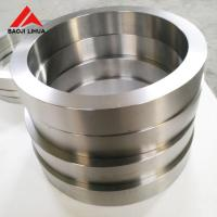 Wholesale Chemical Titanium Seamless Rolled Rings Titanium Forged Ring For Industrial from china suppliers