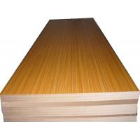 Buy cheap 3mm-25mm wood grain melamine mdf from wholesalers