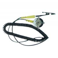Wholesale ESD Earth Wire Anti Static Grounding Cord With Banana Plug For ESD Mat Grounder from china suppliers