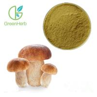 Buy cheap GreenHerb Supply Natural Boletus Edulis Extract Polysaccharide 10%~50% from wholesalers