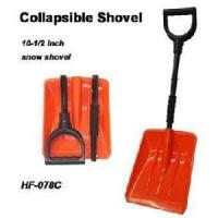 Buy cheap Collapsible Plastic Snow Shovel (HF-077C) from wholesalers