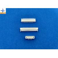 Buy cheap 1.0mm Pitch Wire to Board Crimp style Connectors SHLD connector With secure locking device from wholesalers