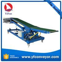 Buy cheap Adjustable Truck Loading Belt Conveyor,Telescopic Conveyor System product