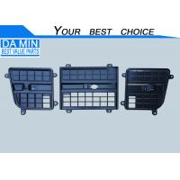 Buy cheap ISUZU 2014 Model Cab Frond Lid Grille Black Plastic Combine With Three Parts from wholesalers