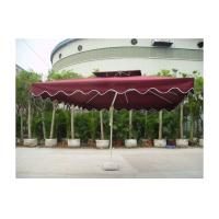 Buy cheap Aluminium Outdoor Patio Umbrella , Strong Cantilever Umbrella from wholesalers