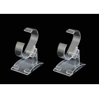Buy cheap Clear Plastic Watch Display Stand mens watch stand wrist watch display stand from wholesalers