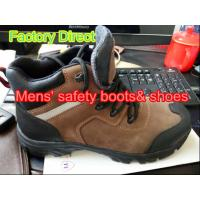 Buy cheap Safety Shoes safety boots, mens Safety shoes safey boot from wholesalers
