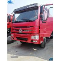 Buy cheap Sinotruck  Used Howo Dump Truck With 25-30 Tons High  Loading Capacity from wholesalers