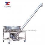 Buy cheap Industry Powder Steel Inclined Screw Feeder Auger Screw Conveyor from wholesalers