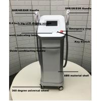 Wholesale 3 in 1 High quality SHR+IPL+ELIGHT  hair removal/ipl shr hair removal machine(CE, ISO) from china suppliers
