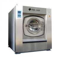 Buy cheap Automatic Barrier Washing Machine Extractor 100kg Strong Bearing Imported from wholesalers