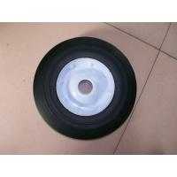 Buy cheap 12 inch solid rubber wheel from wholesalers