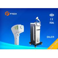 Buy cheap 1000w Vertical Mobile Laser Hair Removal Machine / Painless Laser Hair Removal Machine from wholesalers