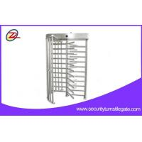 120 degree single channel eletronic full height turnstile Manufactures