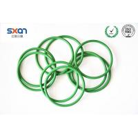 Buy cheap High Quality Green Silicone Rubber O Rings, Rubber Silicone O-Rings, Silicone Rubber O Ring For Oil Seals / Water Seals from wholesalers