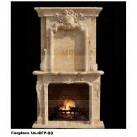 Buy cheap Wall Mounted fireplace Shelf from wholesalers