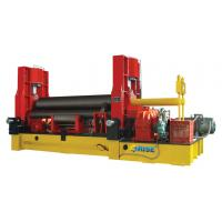 Buy cheap W11 Series Hydraulic 3 Roll Plate Bending Machine Sheet Metal Pre - Bending 20×3000 from wholesalers