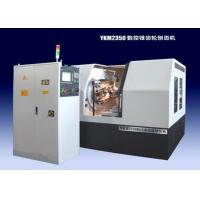 High Precision Bevel CNC Gear Shaping Machine, 4 Axis NC Machine Tool System Manufactures