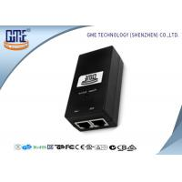 Wholesale GME Switching Power Adapter 48V 0.5A Black Regulated AC DC Adaptor from china suppliers