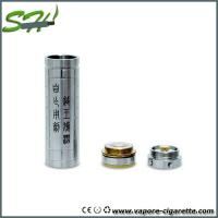 SS Mechanical Mods E Cig Wild Wolf Mod King Sword Mod in Stock Manufactures